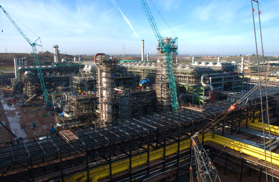 Major Export Projects – AIC STEEL