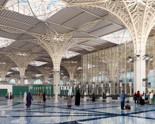 madina airport