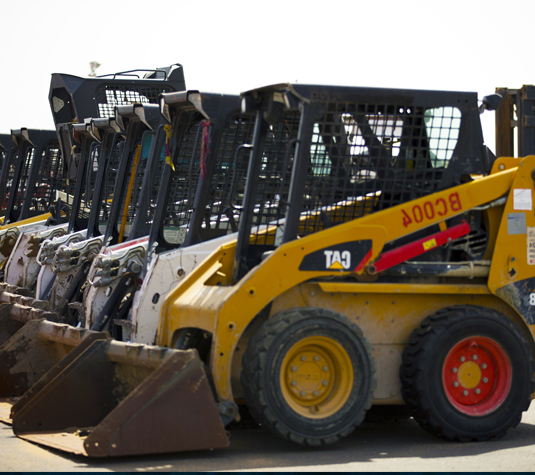 Transportation & Heavy Equipment Services – AIC STEEL