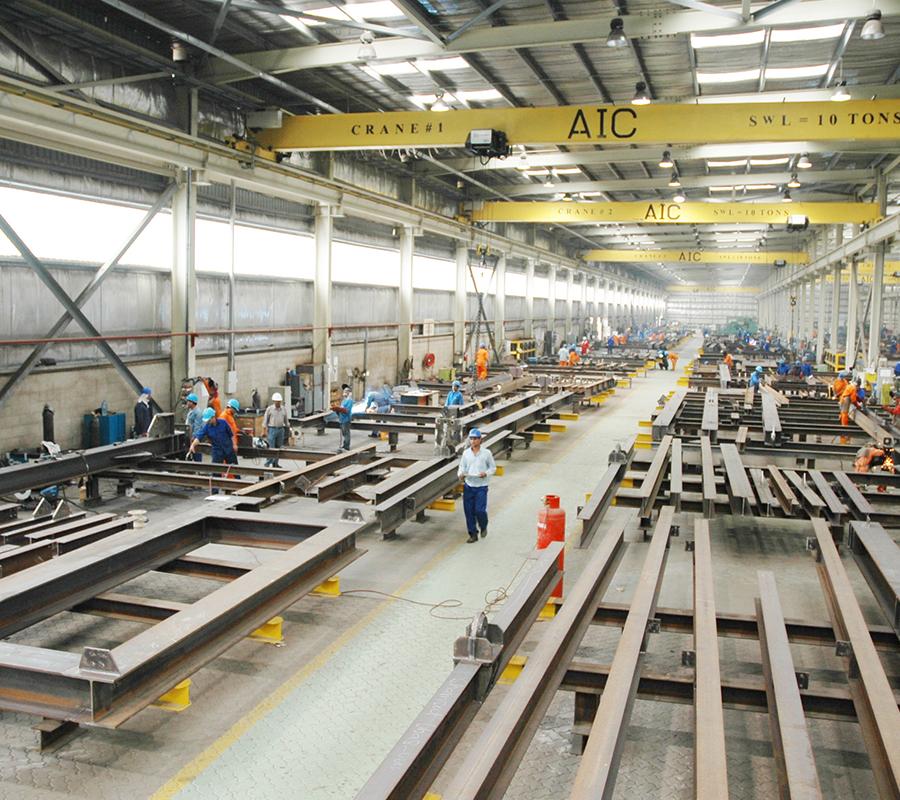 Uae Ras Al Khaimah Rak Plant Aic Steel