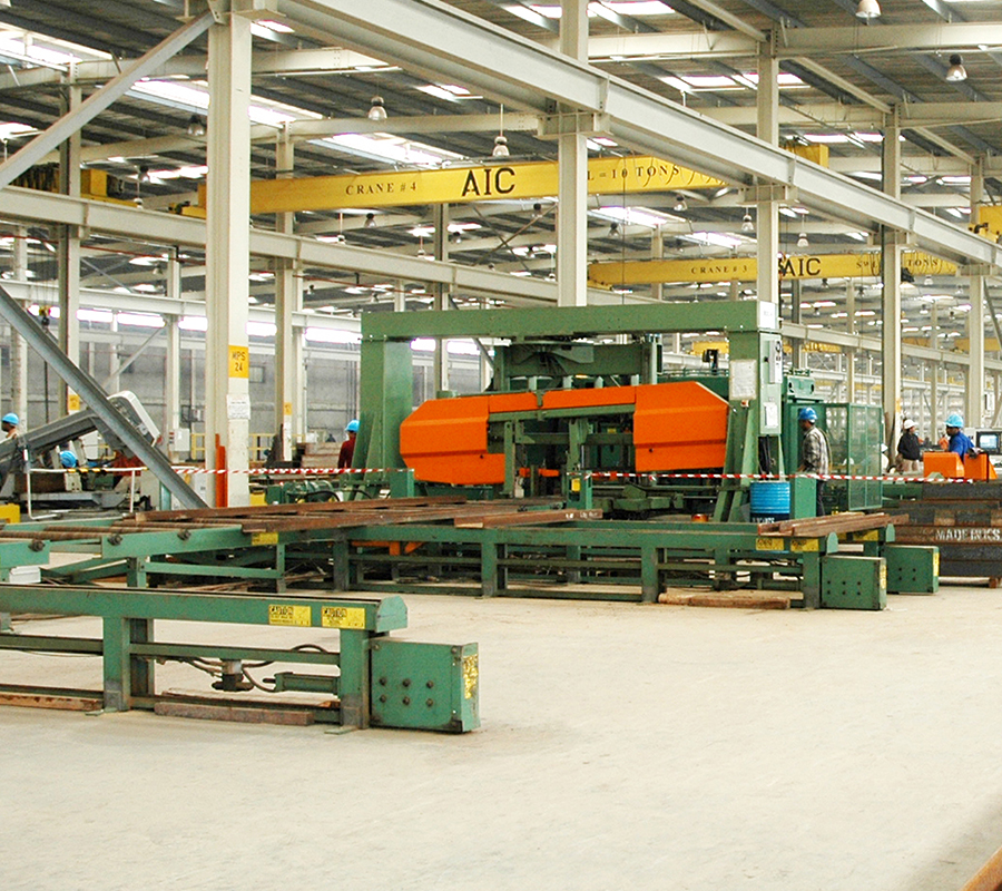 UAE Ras Al-Khaimah (RAK) Plant – AIC STEEL